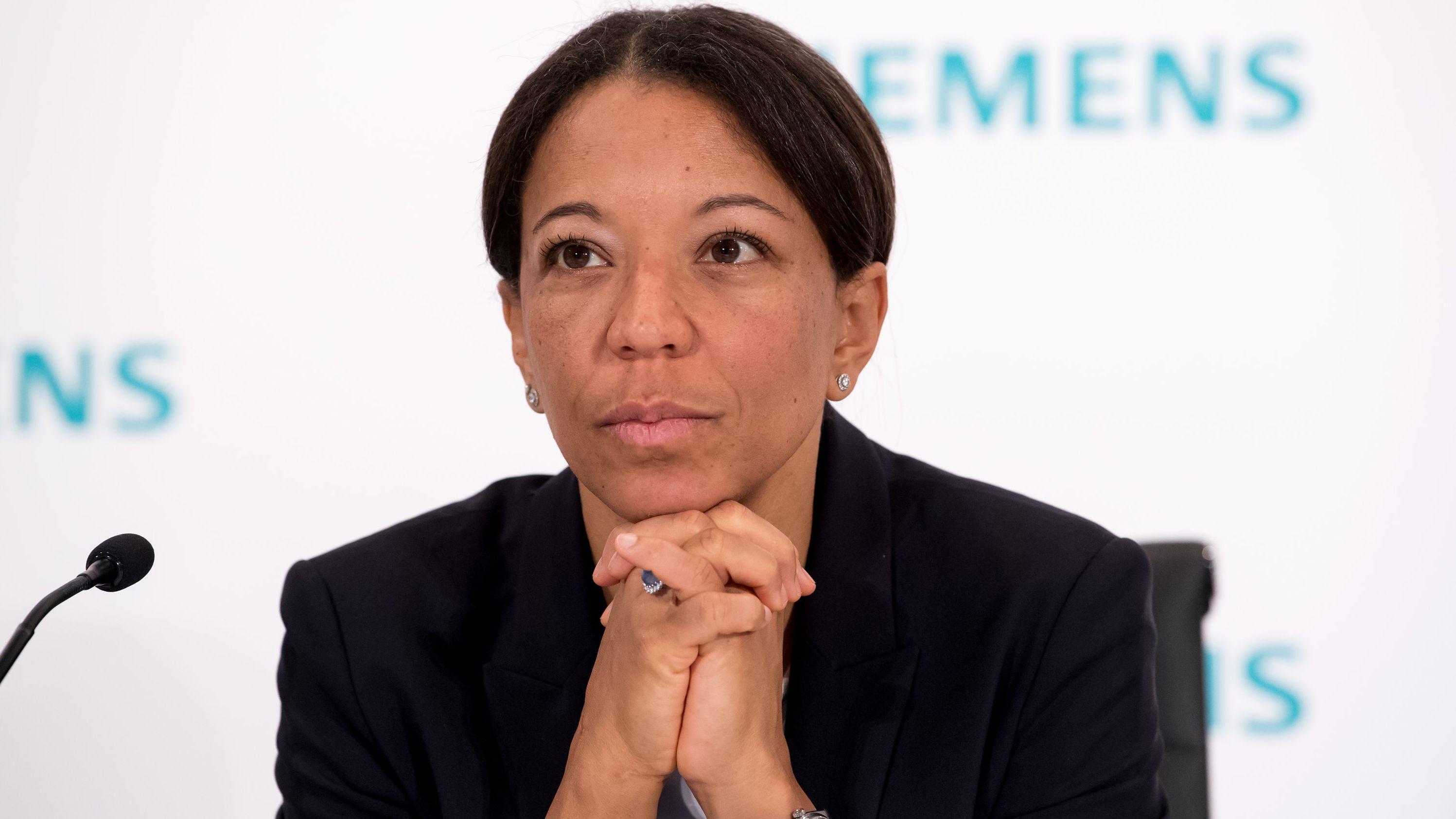 Personal-Chefin Janina Kugel