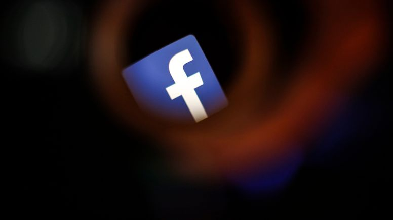 Das Facebook-Logo | Bild:picture alliance / NurPhoto | Jaap Arriens