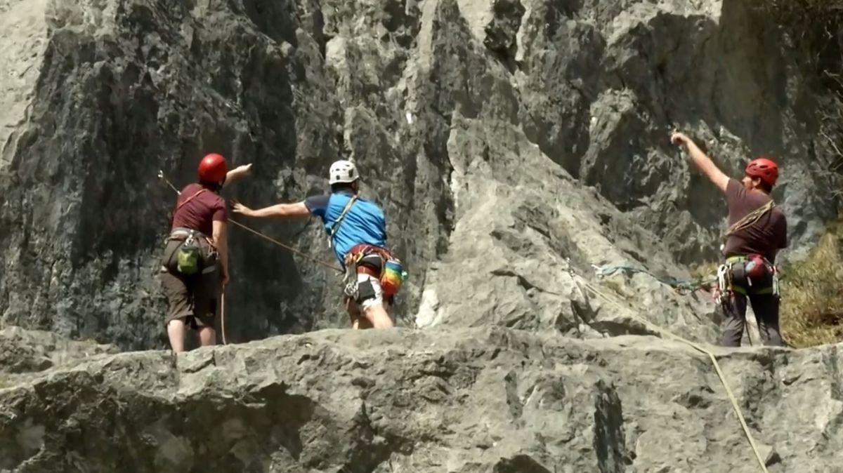Klettern als gefährlicher Trend