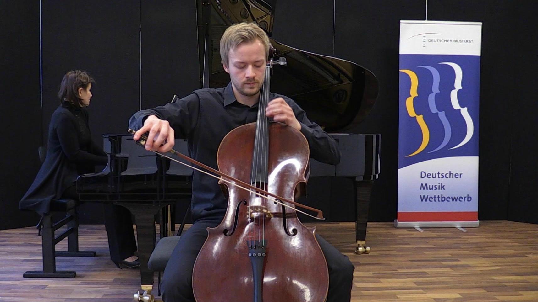 Einer der bedeutendsten Wettbewerbe für professionelle Nachwuchsmusiker - der Deutsche Musikwettbewerb findet in diesem Jahr in Nürnberg statt.