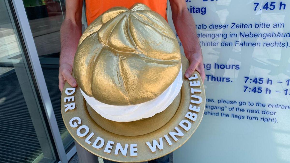 """Negativpreis """"Goldener Windbeutel"""""""