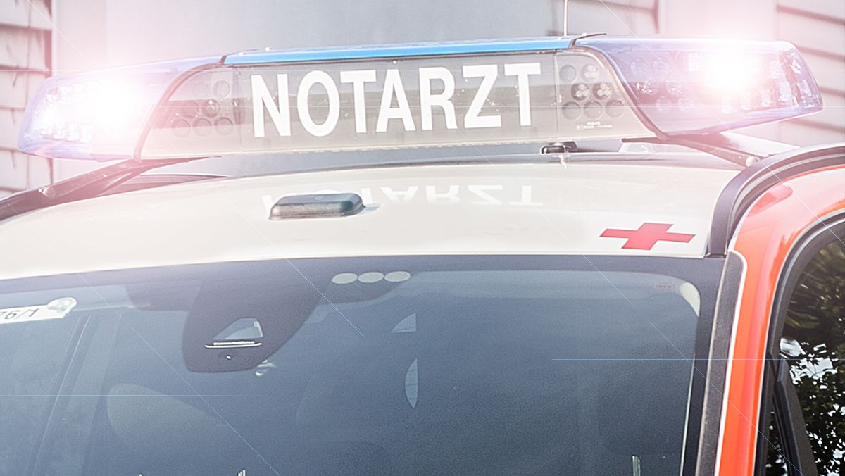 Symbolbild: Einsatzfahrzeug.