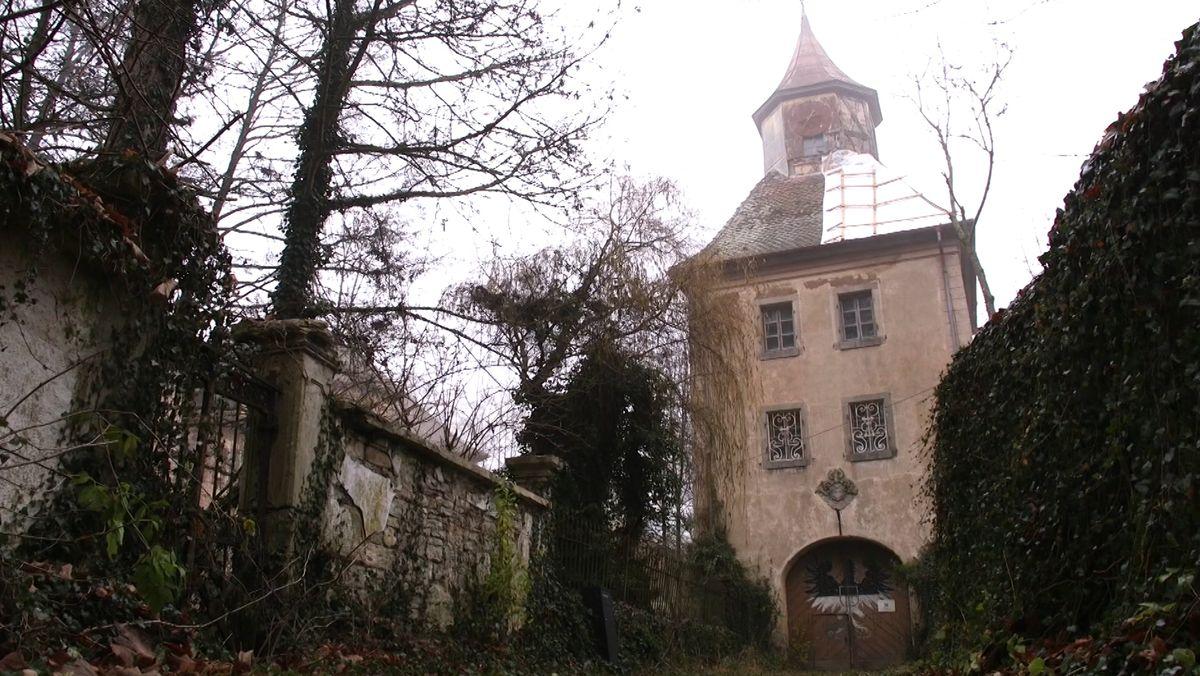 Schloss Syburg im Landkreis Weißenburg-Gunzenhausen