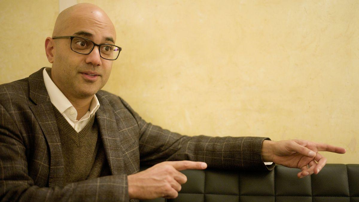 Schriftsteller Ayad Akhtar
