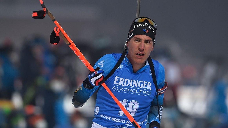 Biathlon - Weltcup in Nove Mesto na Morave