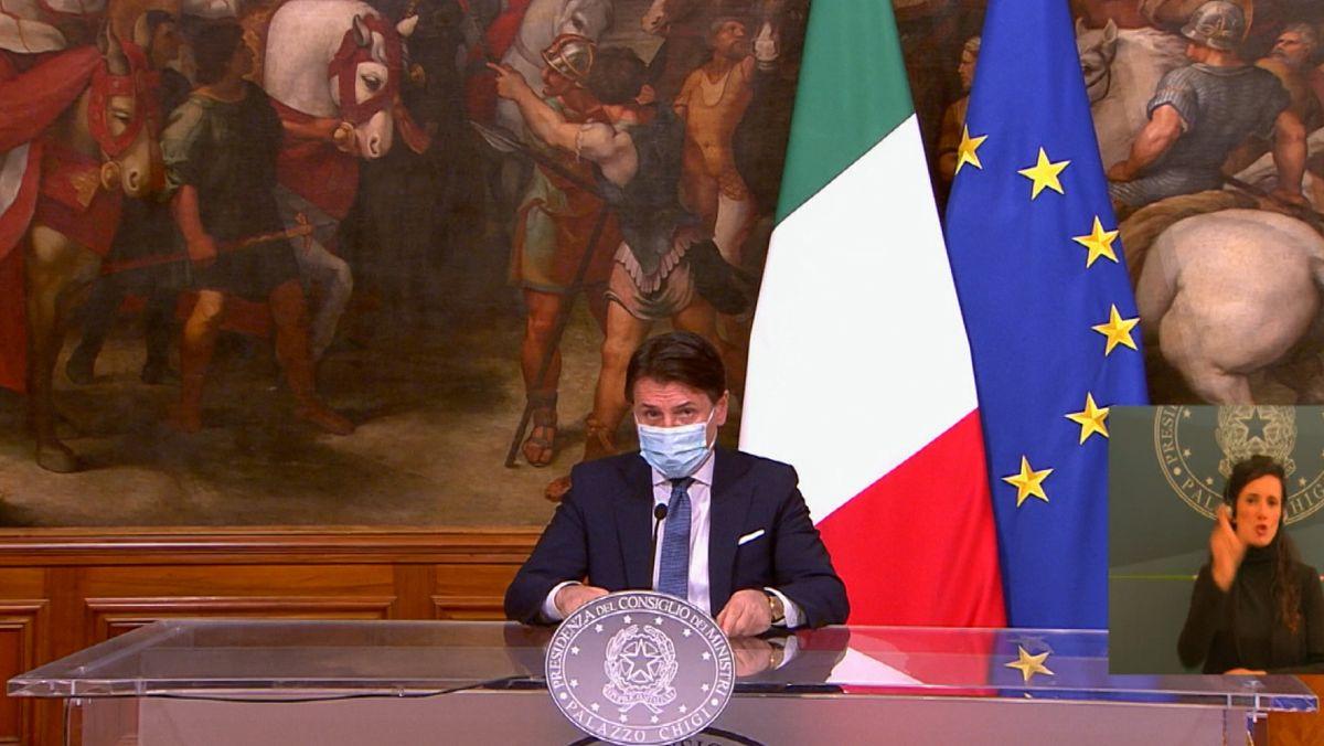 Italiens Ministerpräsident Conte