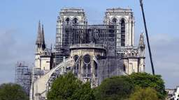 Notre Dame de Paris | Bild:picture alliance/abaca