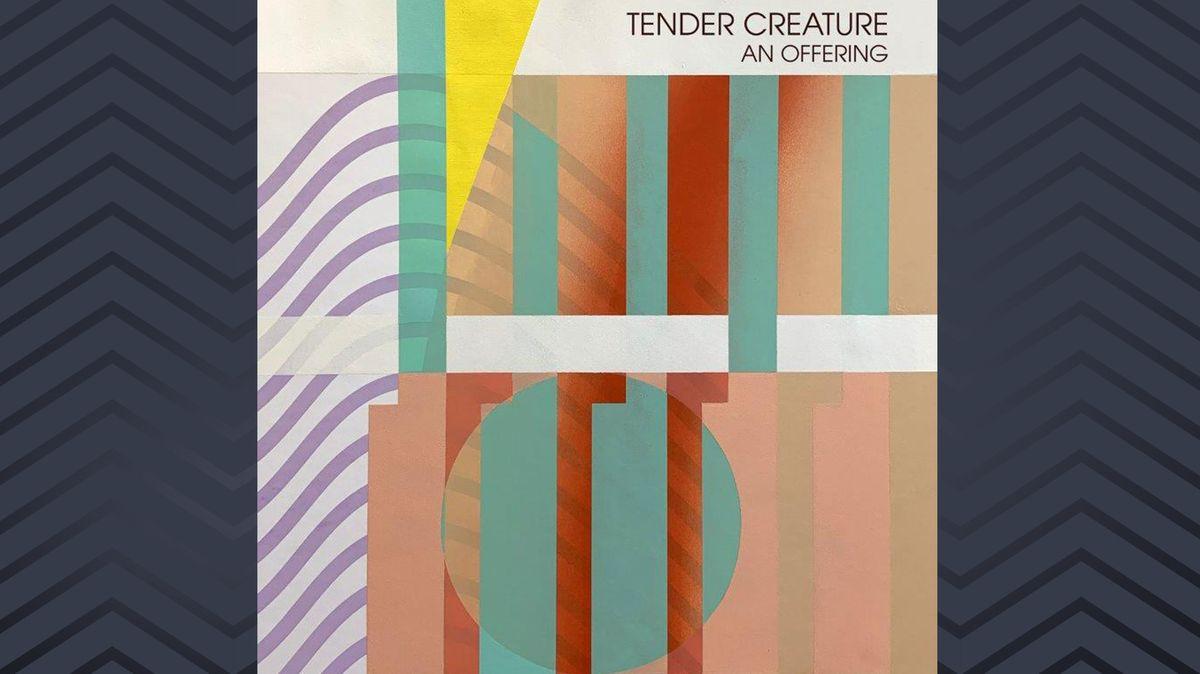 """Albumcover zu """"An Offering"""" von Tender Creature"""