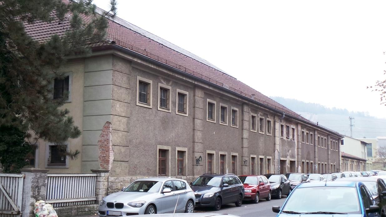 Würzburger Frankenhalle