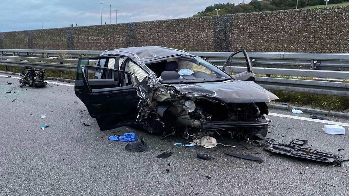 31-Jähriger stirbt bei Unfall auf der A9