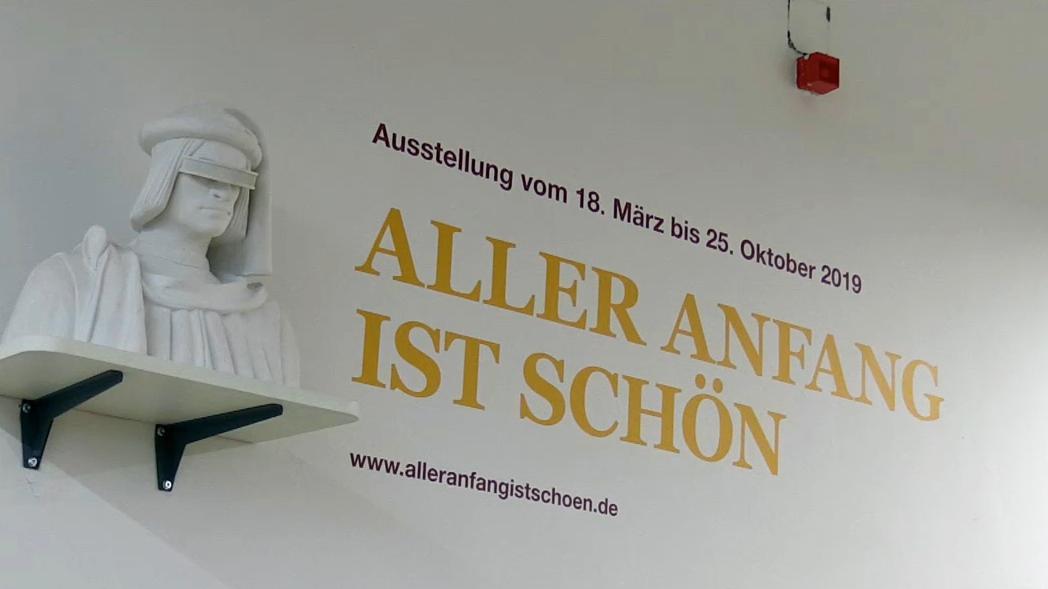 """Ausstellung """"Aller Anfang ist schön"""" zum 100-jährigen Jubiläum der WiSo Erlangen-Nürnberg"""