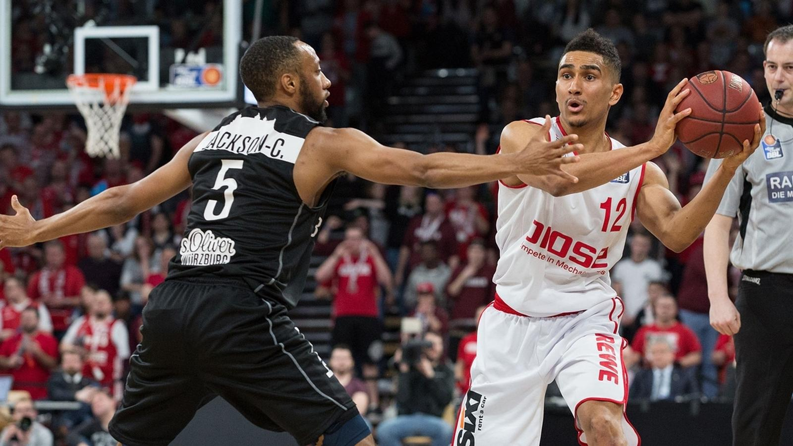 Basketball Bundesliga Würzburg Gegen Bamberg Zum Start Br24