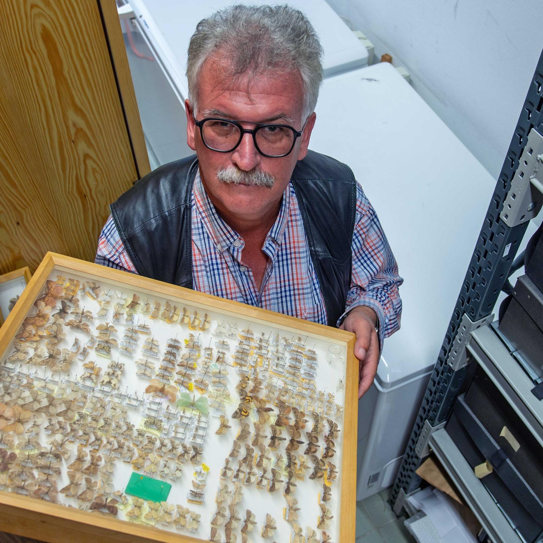 Ein Leben für die Biodiversität - Der Umweltforscher Josef Settele
