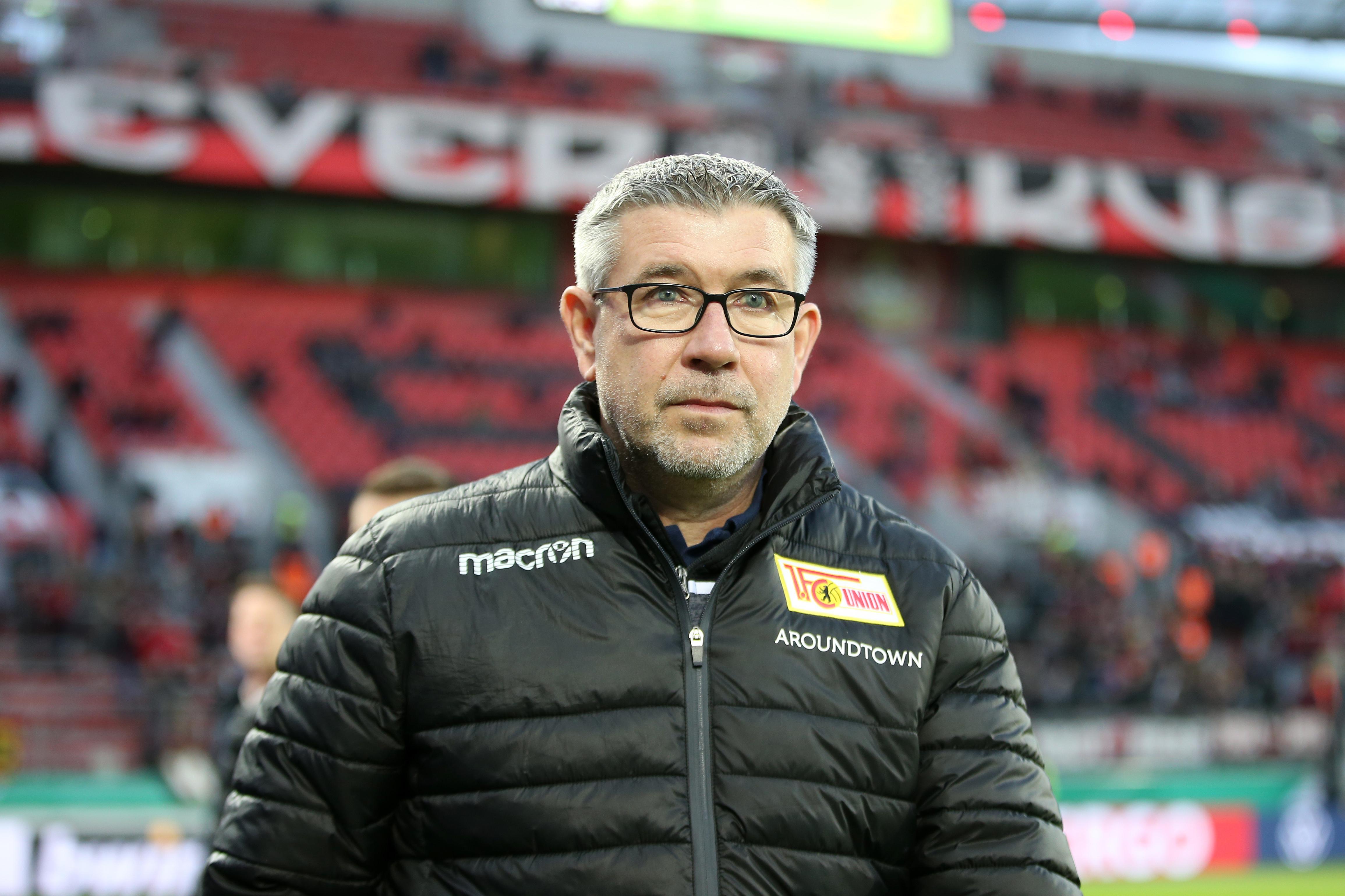 Union Berlin über Rückkehr von Trainer Fischer zum Derby