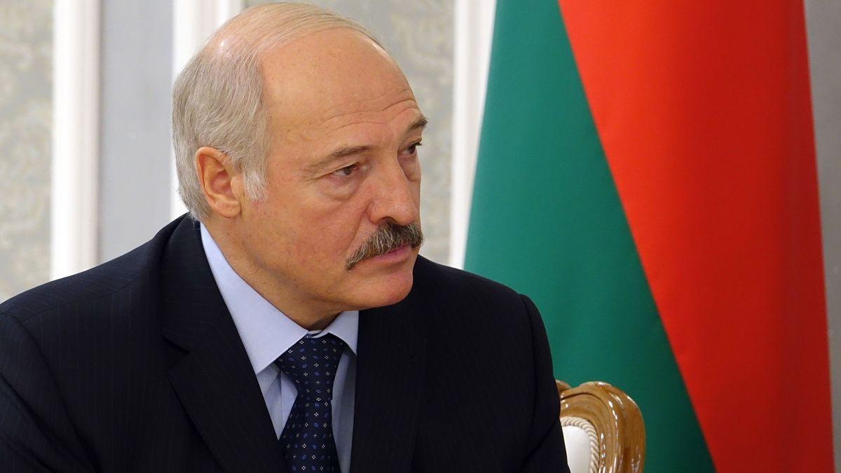 Archivbild: Der belarusische Präsident Lukaschenko