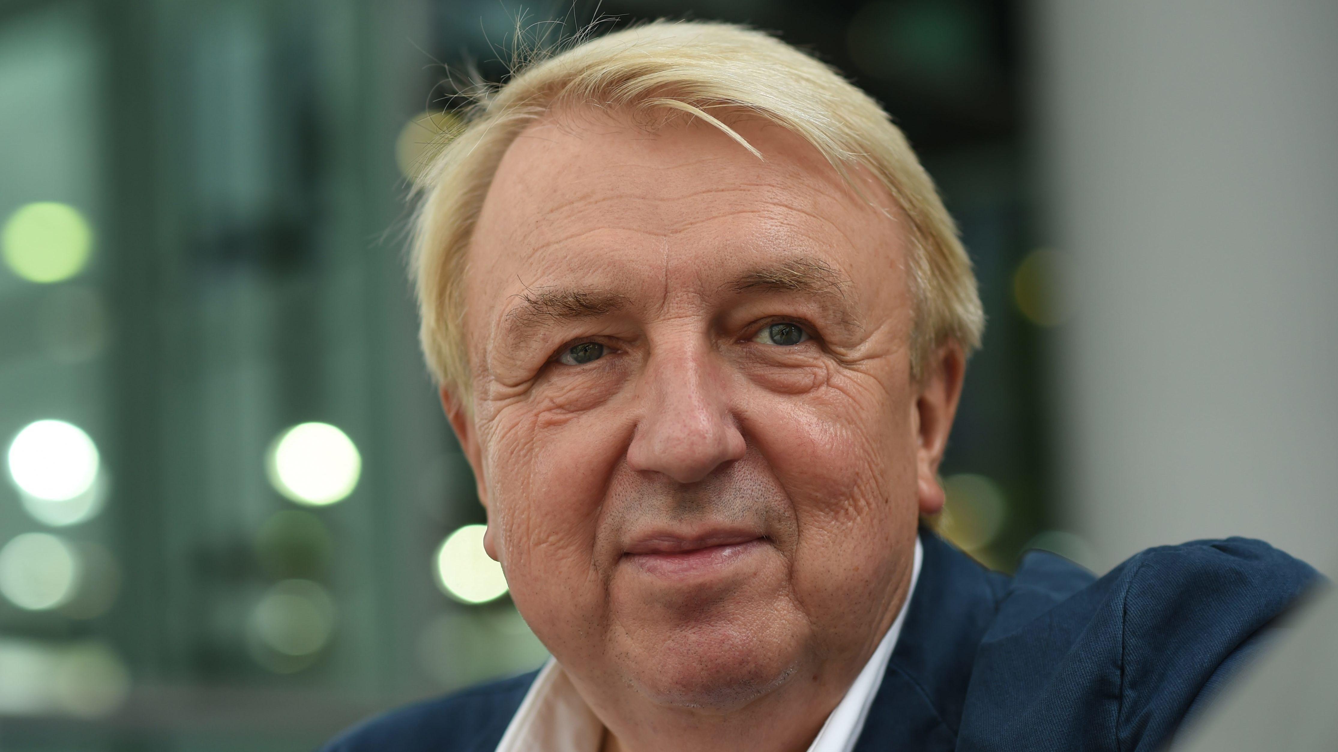 Der Schriftsteller Hanns-Josef Ortheil