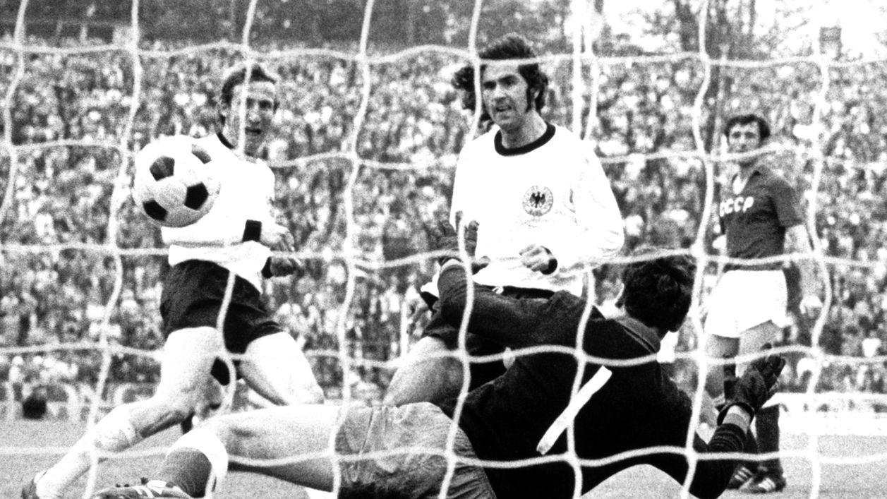 Gerd Müller EM 1972