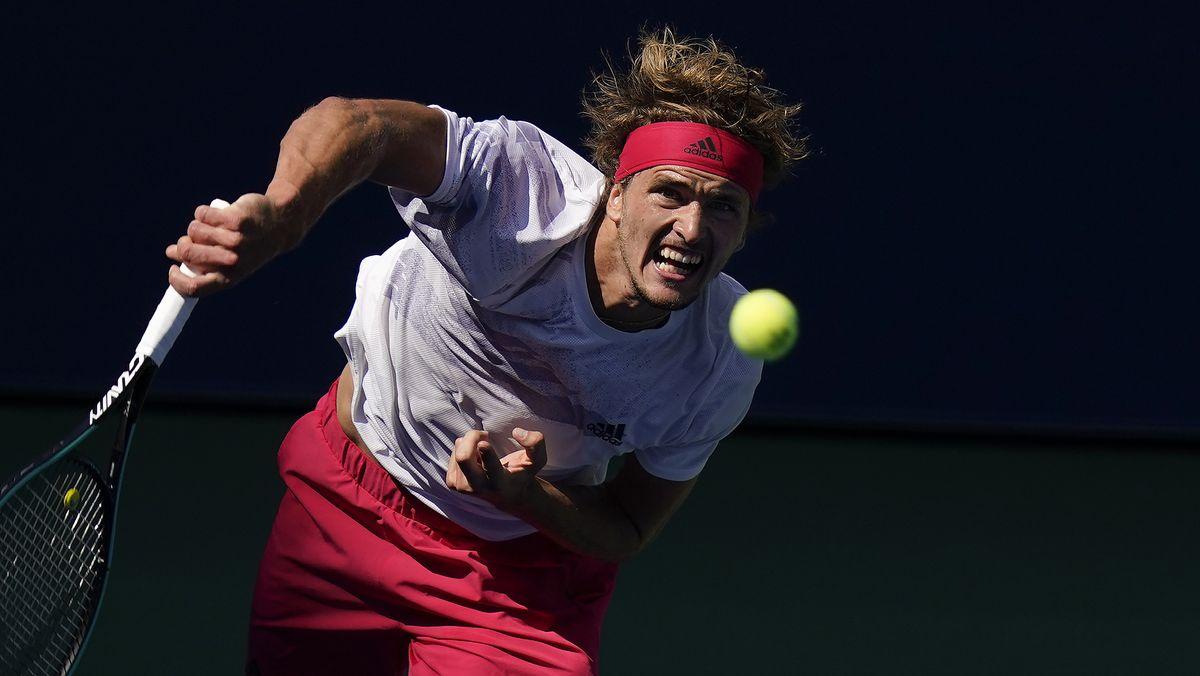 Tennis-Profi Alexander Zverev