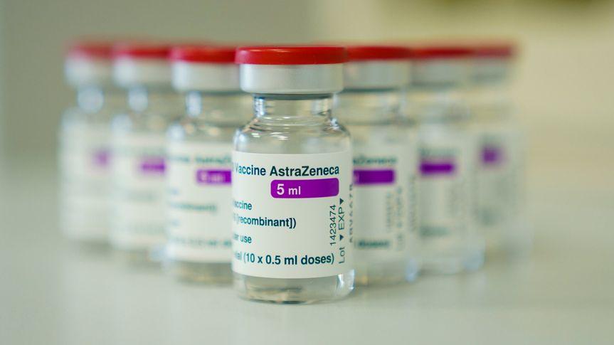 Astrazeneca-Impfstoff.