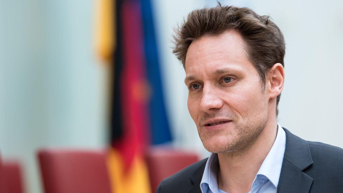 Ludwig Hartmann, Fraktionsvorsitzender Bündnis 90/Die Grünen
