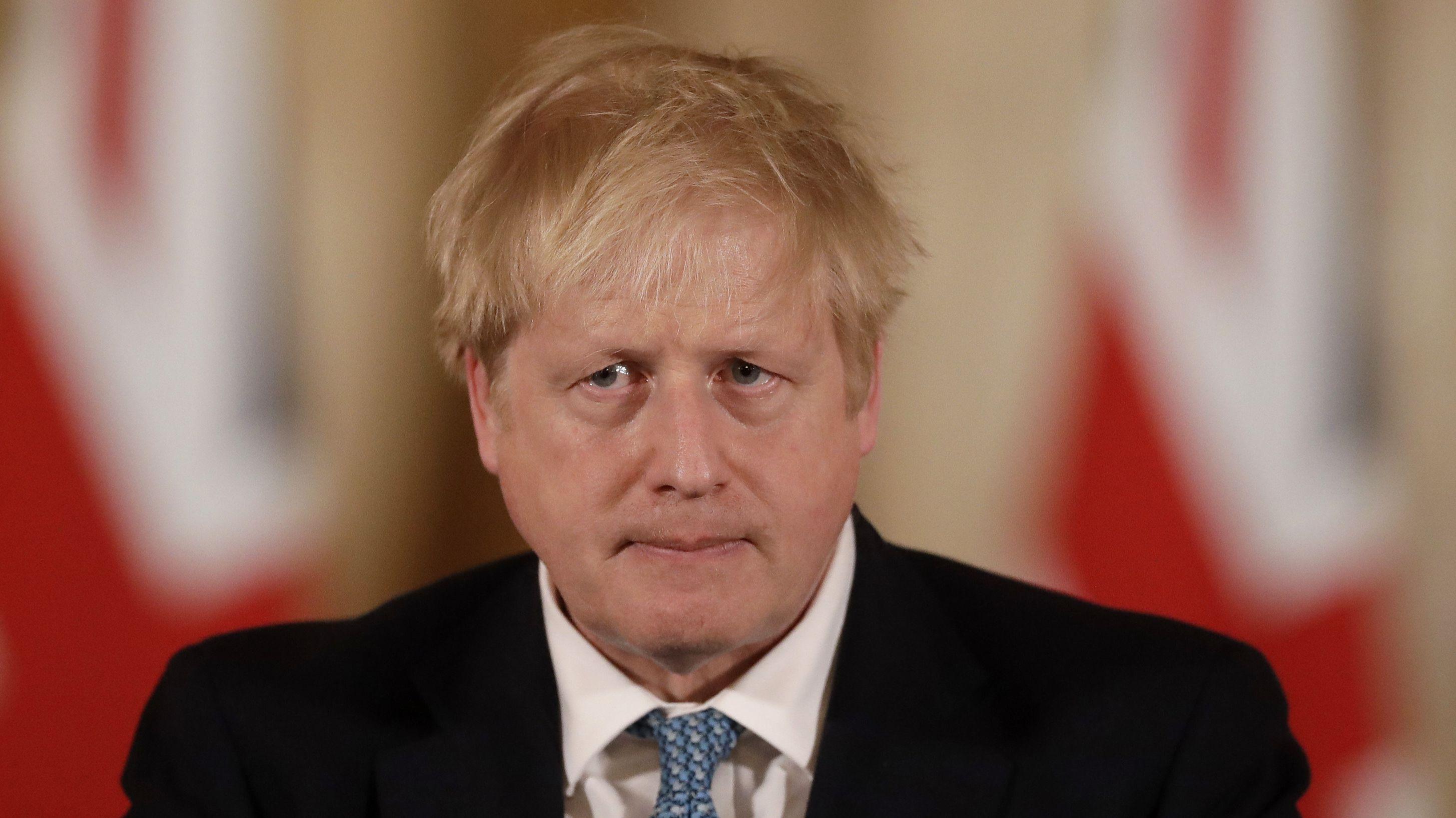 Premier Johnson
