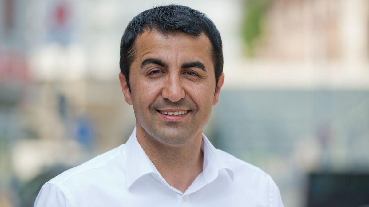 Arif Tasdelen (SPD) seit 2013 Abgeordneter der SPD im Bayerischen Landtag