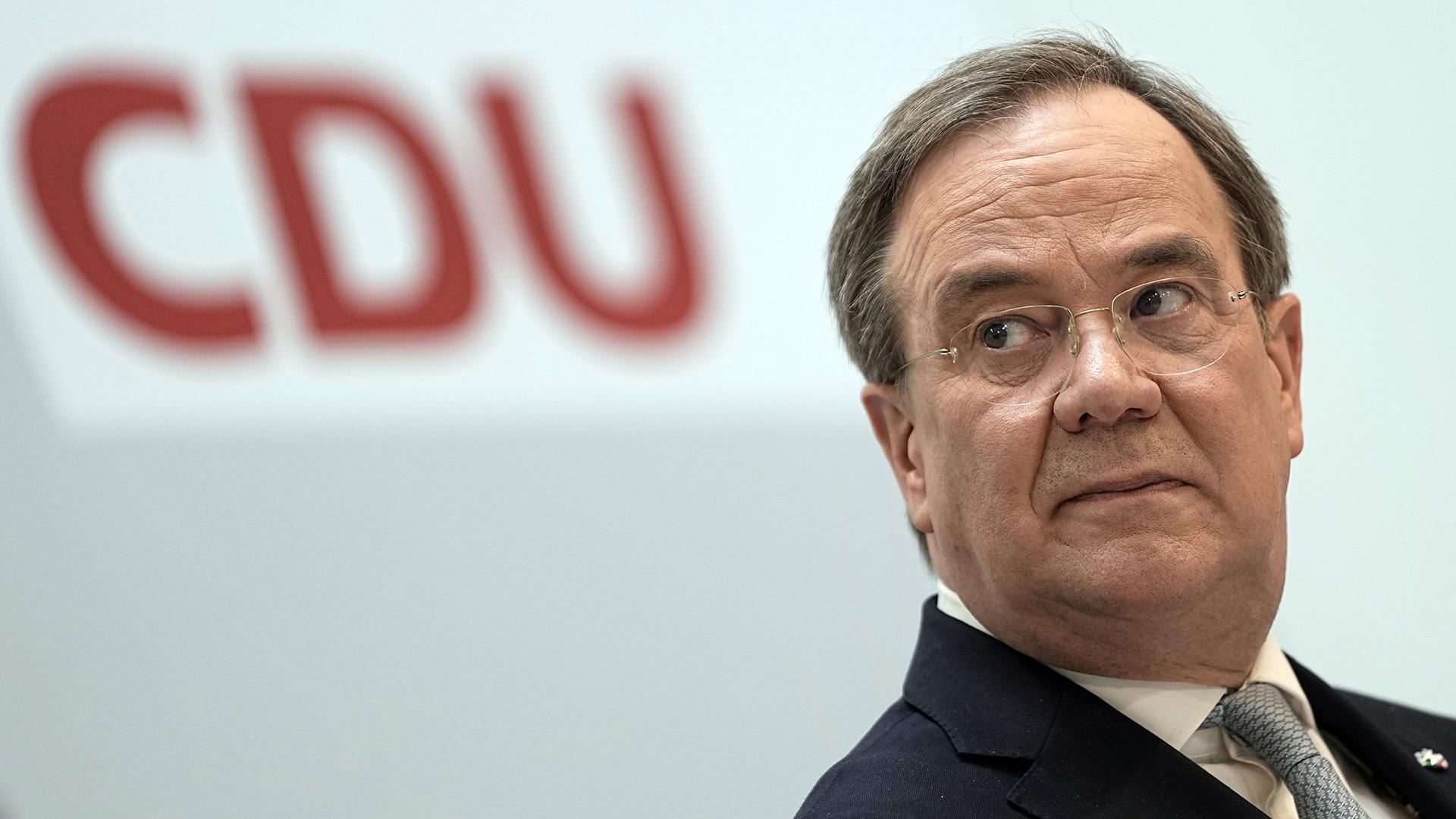 CDU-Chef Armin Laschet
