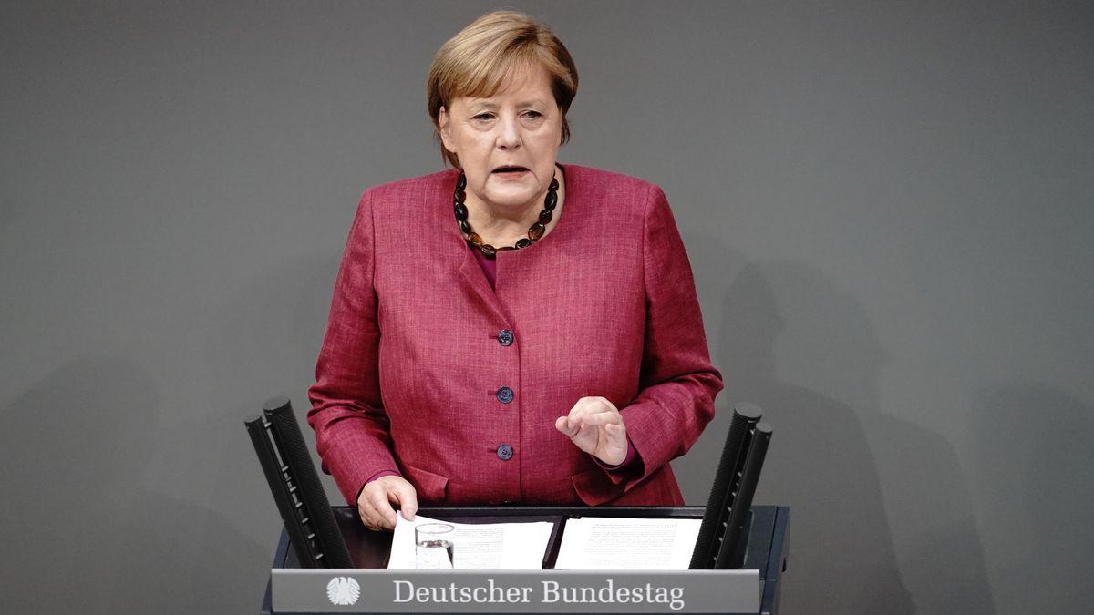 """Merkel verteidigt Einschränkungen: """"Jeder muss Beitrag leisten"""""""
