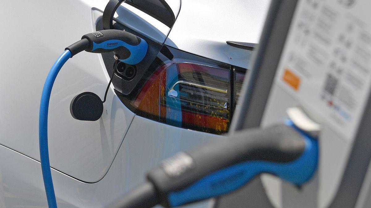 Symbolbild für Elektromobilität