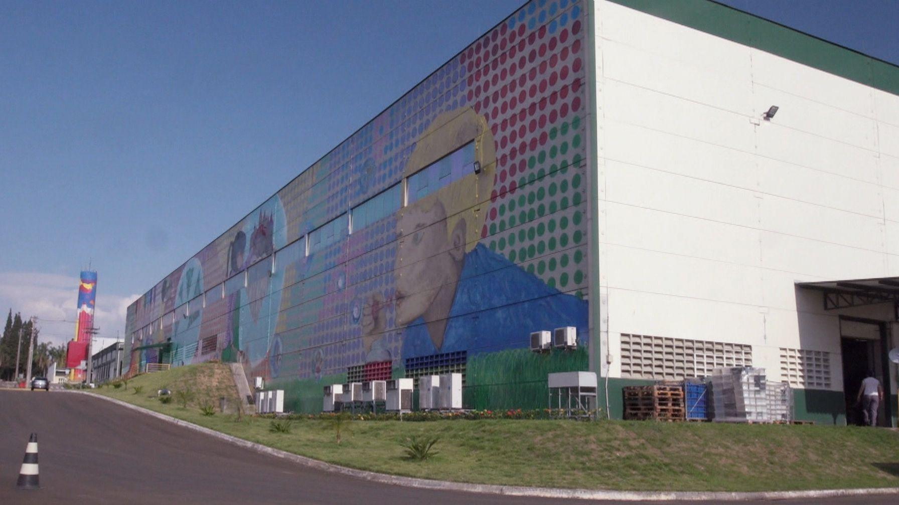 In Brasilien steht die größte Faber-Castell-Fabrik