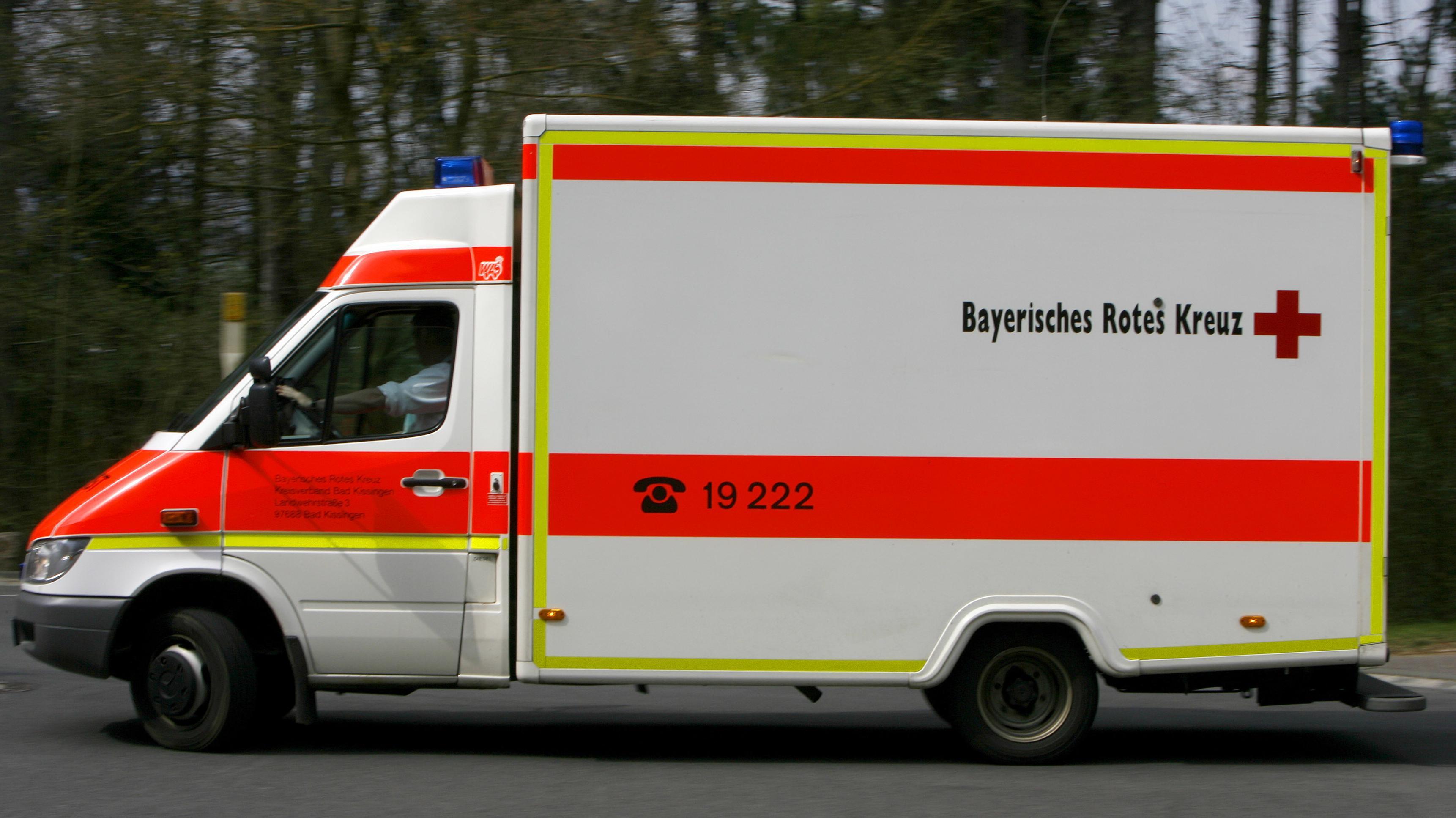 Rettungswagen (Symbolbild)