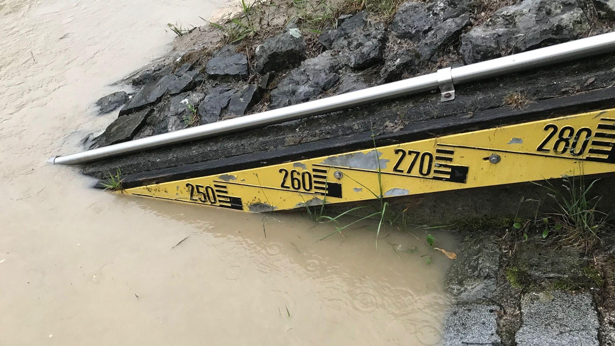 hochwassernachrichtendienst bayern