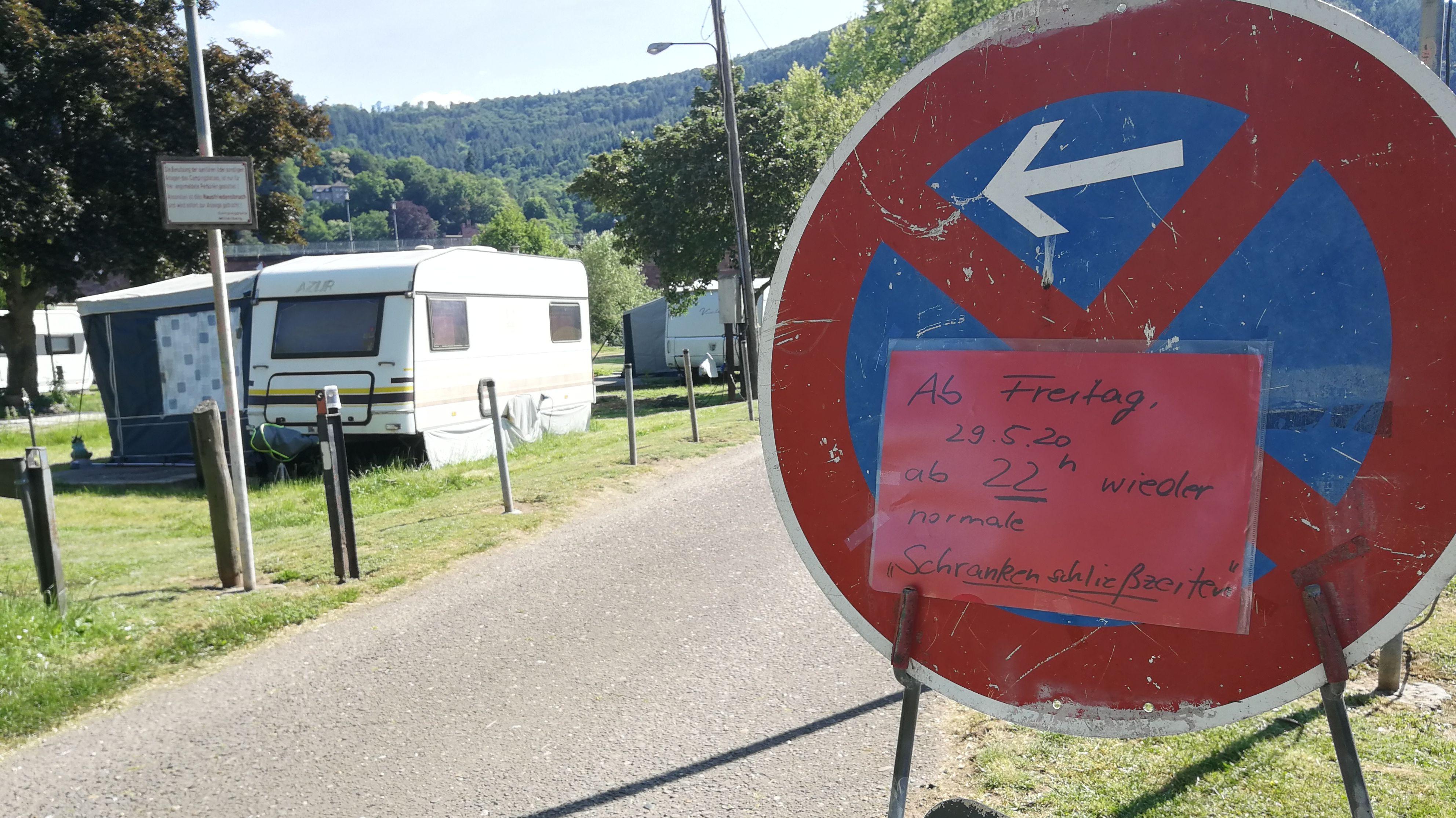 Campingplatz in Miltenberg