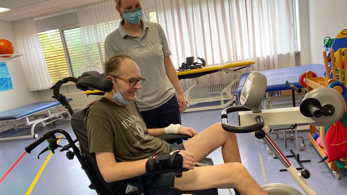 Erich Altmann, Covid-19-Erkrankter aus Straubing