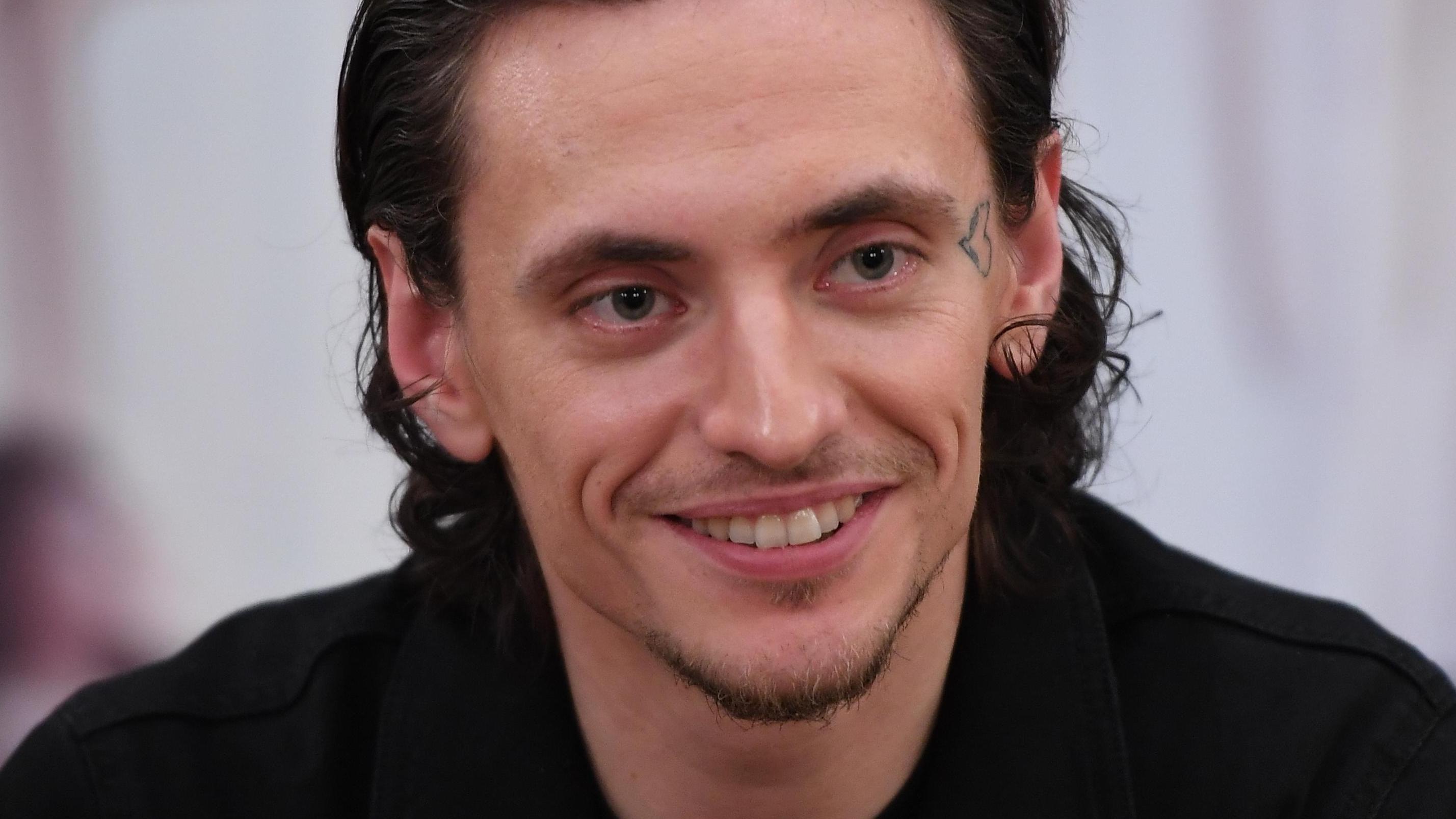 Ballett-Tänzer Sergej Polunin