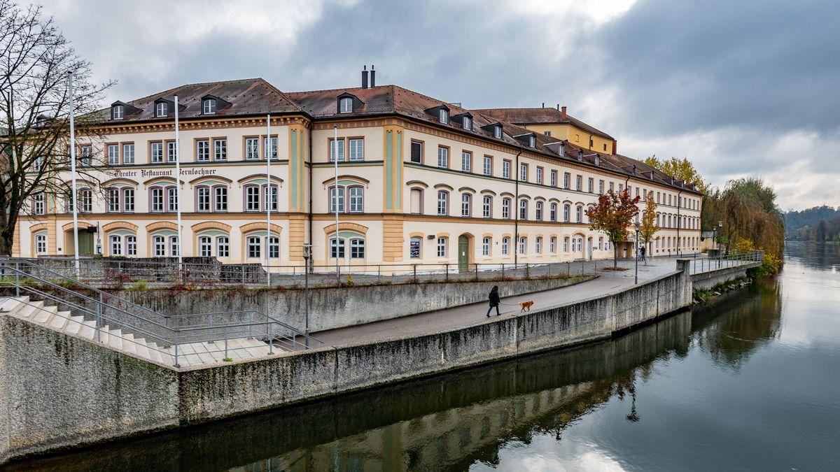 Das Landshuter Stadttheater im Bernlochner-Komplex