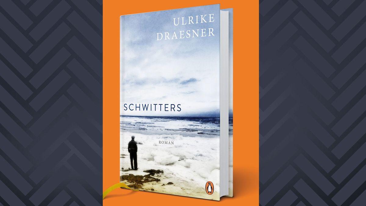 """Buchumschlag zu Ulrike Draesners Roman """"Schwitters"""""""