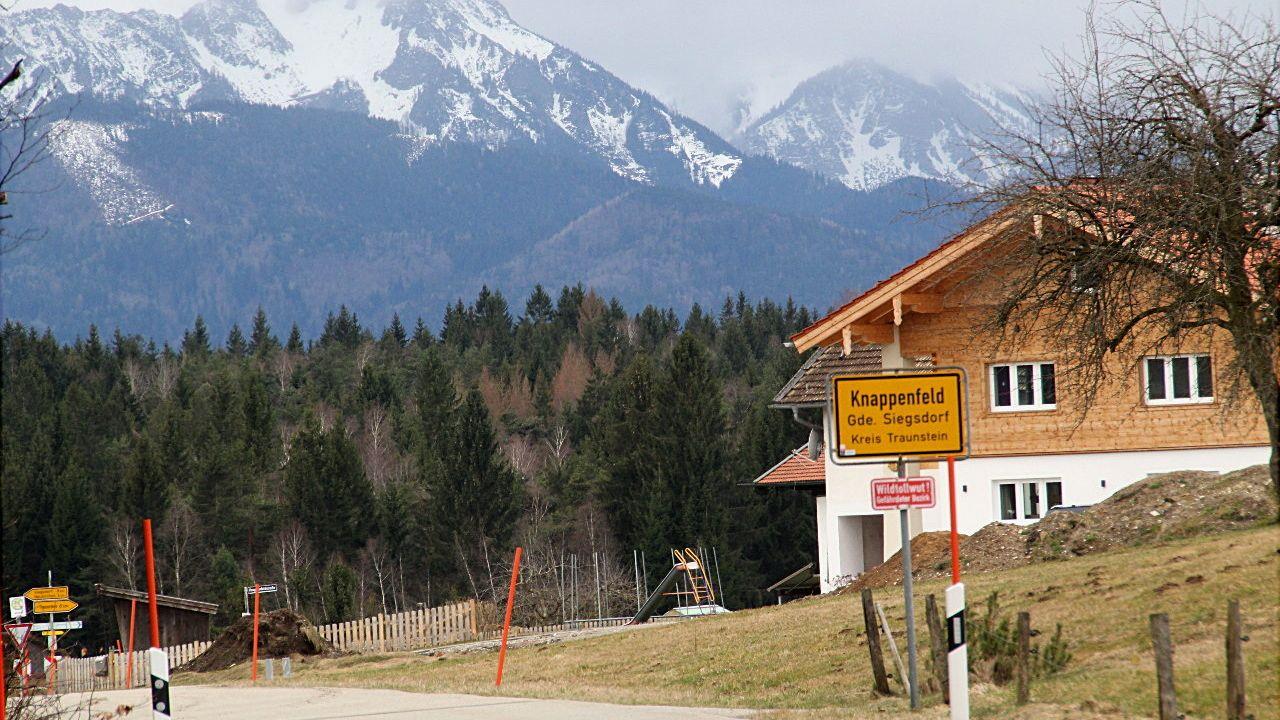 Knappenfeld, Ortsteil von Siegsdorf