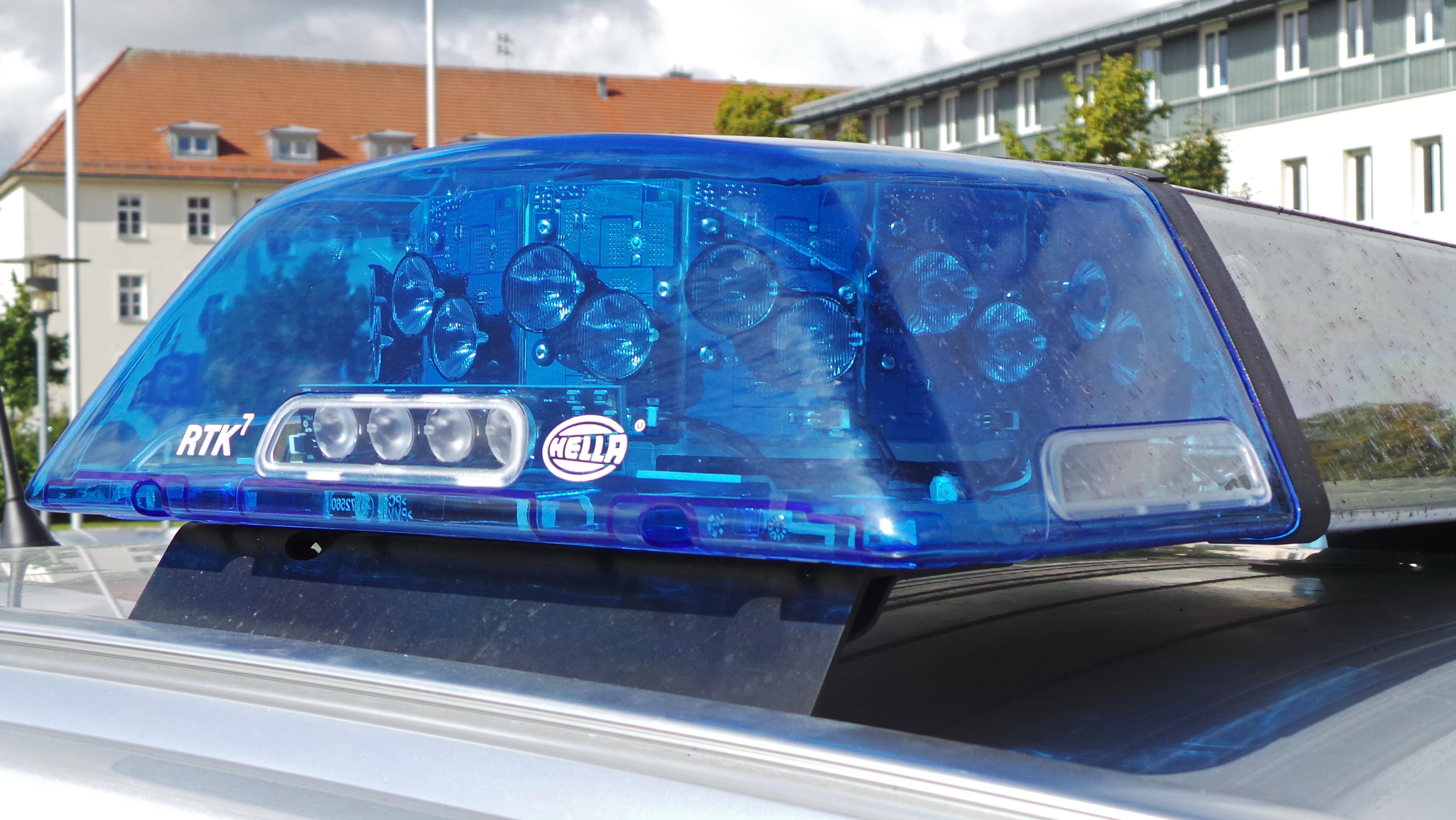 Polizei Symbolbild