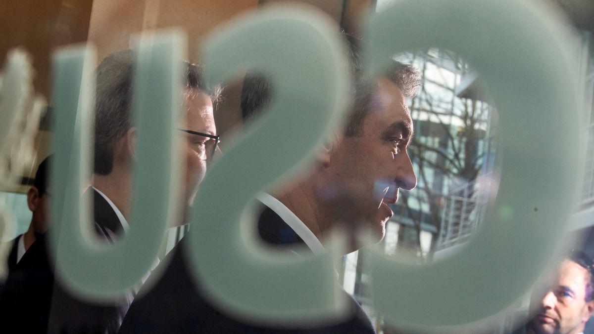 Söder bereitet CSU auf Verluste bei Kommunalwahl vor