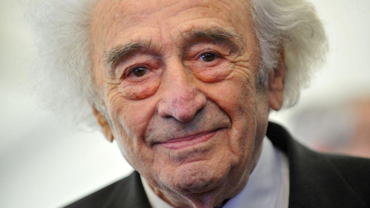 Max Mannheimer, Holocaust-Überlebender und Aufklärer im Kampf gegen den Antisemitismus.