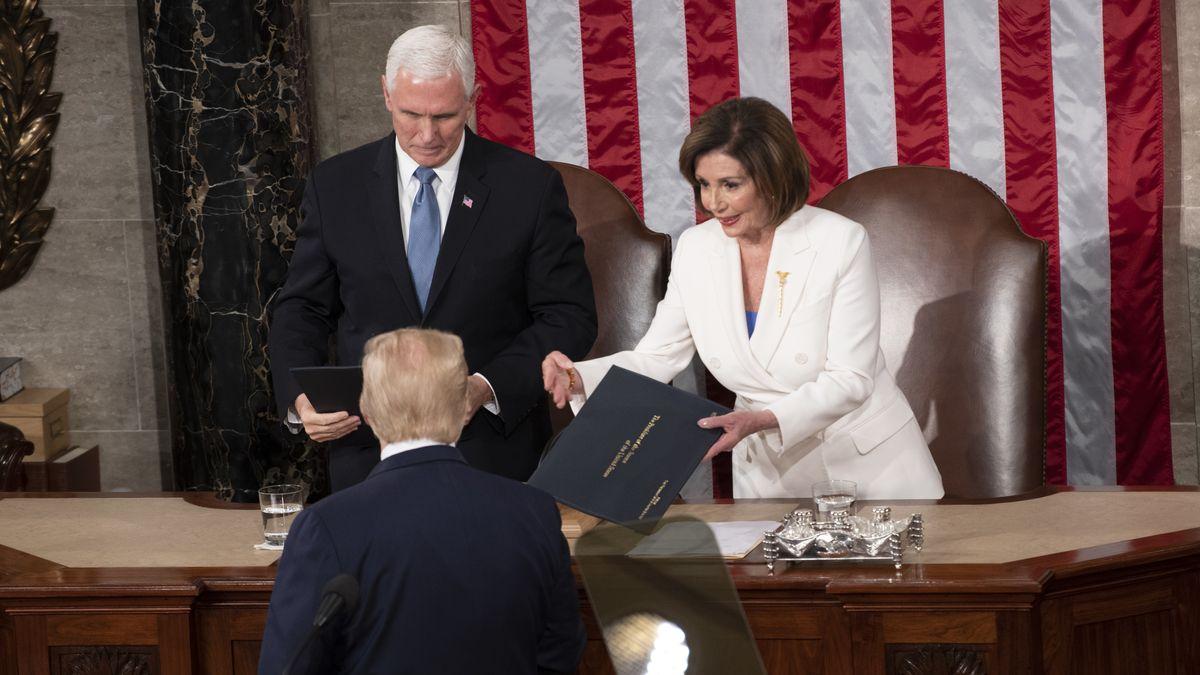 Impeachmentverfahren gegen Trump beendet