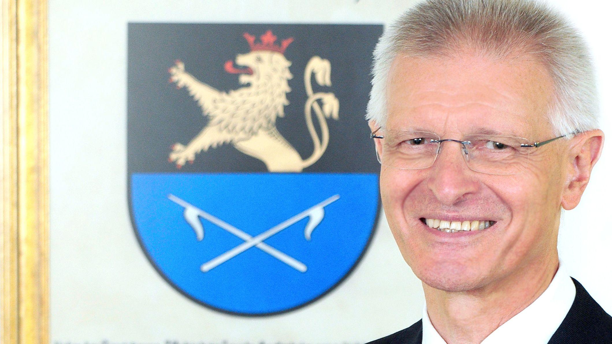 Dieter Gummer, Oberbürgermeister von Hockenheim