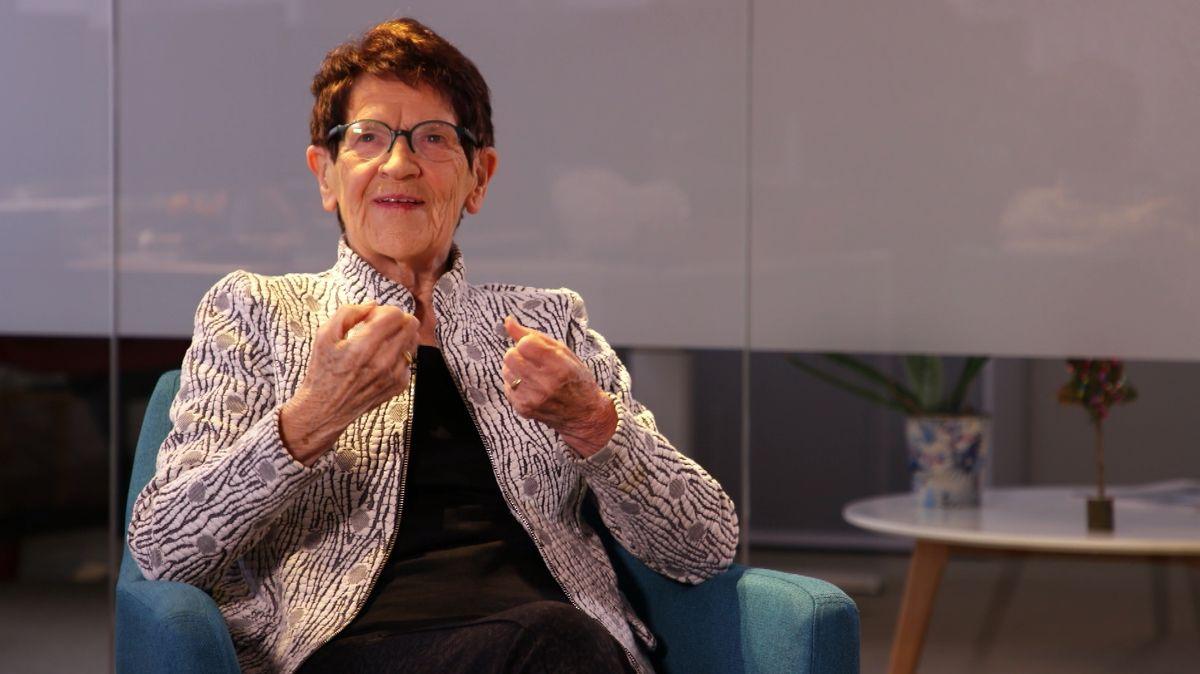Rita Süssmuth, frühere Gesundheitsministerin (CDU).