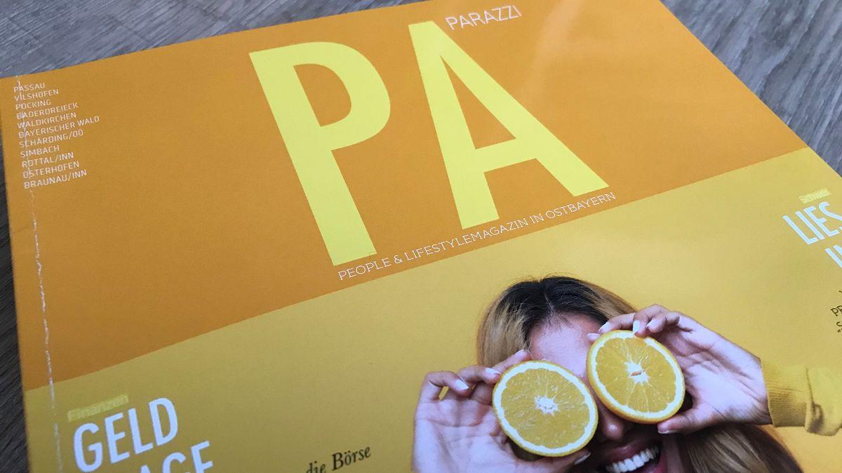 "Das Passauer Gratisblatt ""Paparazzi"""
