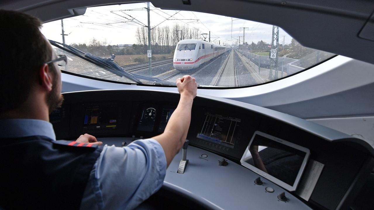 Deutsche Bahn und EVG einigen sich