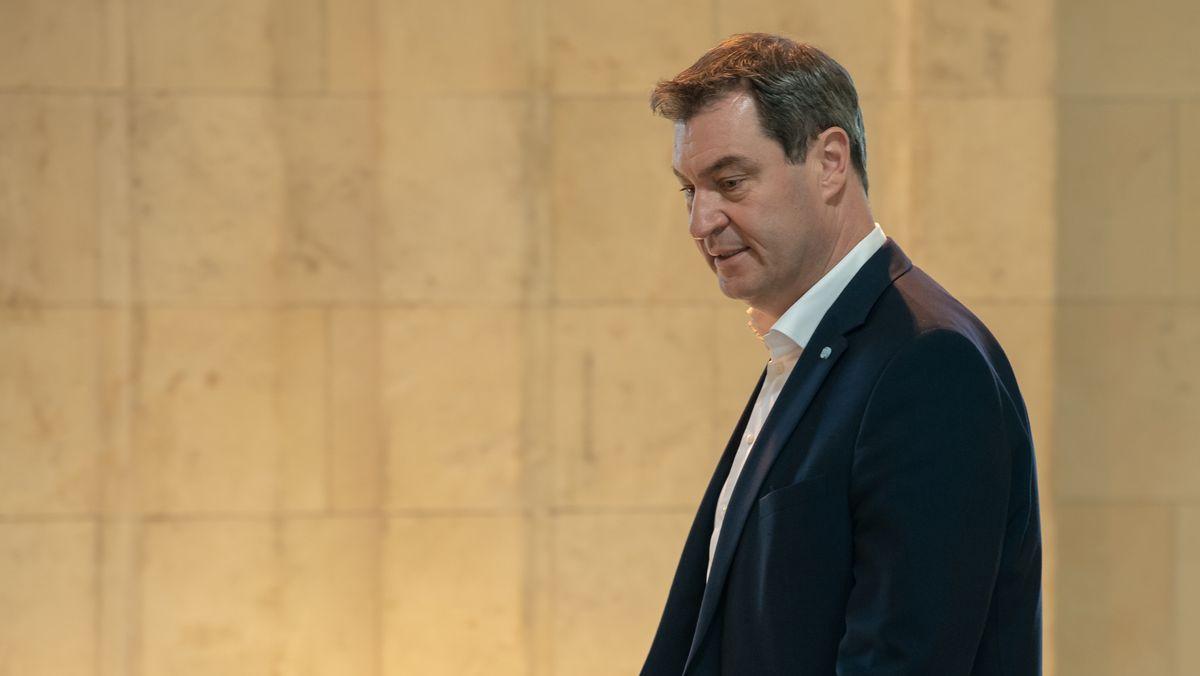 Ministerpräsident Markus Söder (CSU).