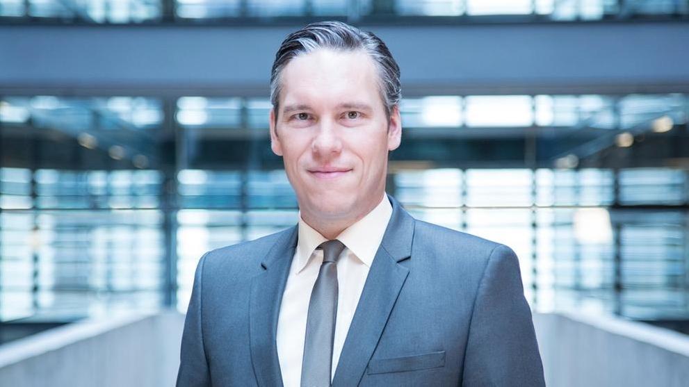 Achim Wendler, Leiter des BR-Hauptstadtstudios
