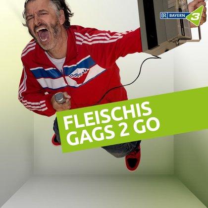 Podcast Cover Fleischis Gags 2 Go | © 2017 Bayerischer Rundfunk