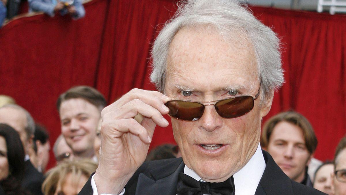 Wieder im Einsatz: Clint Eastwood